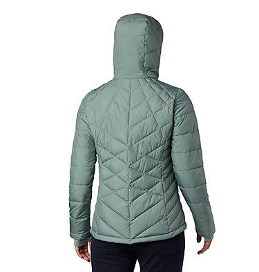 Women's Heavenly™ Hooded Jacket Heavenly™ Hdd Jacket | 604 | S, Light Lichen, back
