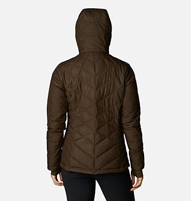 Women's Heavenly™ Hooded Jacket Heavenly™ Hdd Jacket | 604 | S, Olive Green, back