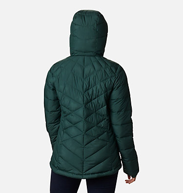Women's Heavenly™ Hooded Jacket Heavenly™ Hdd Jacket | 604 | S, Spruce, back
