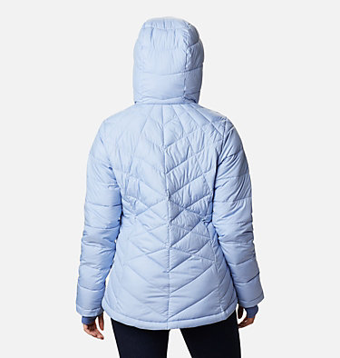 Women's Heavenly™ Hooded Jacket Heavenly™ Hdd Jacket | 604 | S, Empress, back