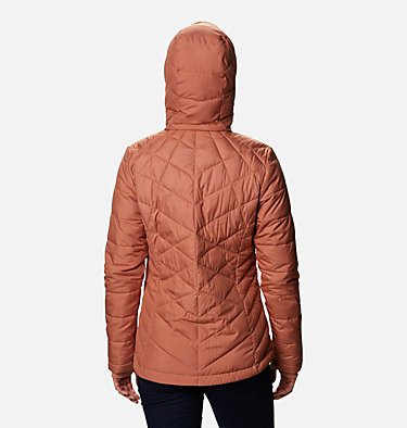 Women's Heavenly™ Hooded Jacket Heavenly™ Hdd Jacket | 604 | S, Nova Pink, back