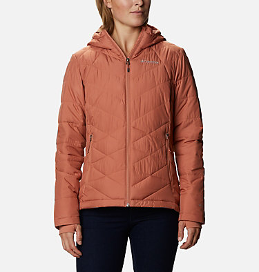 Women's Heavenly™ Hooded Jacket Heavenly™ Hdd Jacket | 604 | S, Nova Pink, front