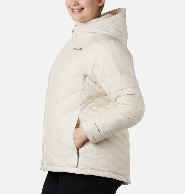 Women's Heavenly™ Hooded Jacket - Plus Size Women's Heavenly™ Hooded Jacket - Plus Size, a2