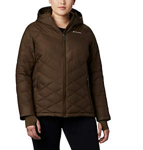 Women's Heavenly™ Hooded Jacket - Plus Size