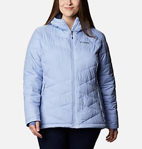 Veste à capuchon Heavenly™ pour femme - Grandes tailles