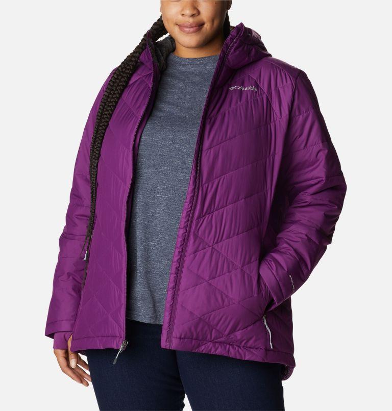 Women's Heavenly™ Hooded Jacket - Plus Size Women's Heavenly™ Hooded Jacket - Plus Size, a5