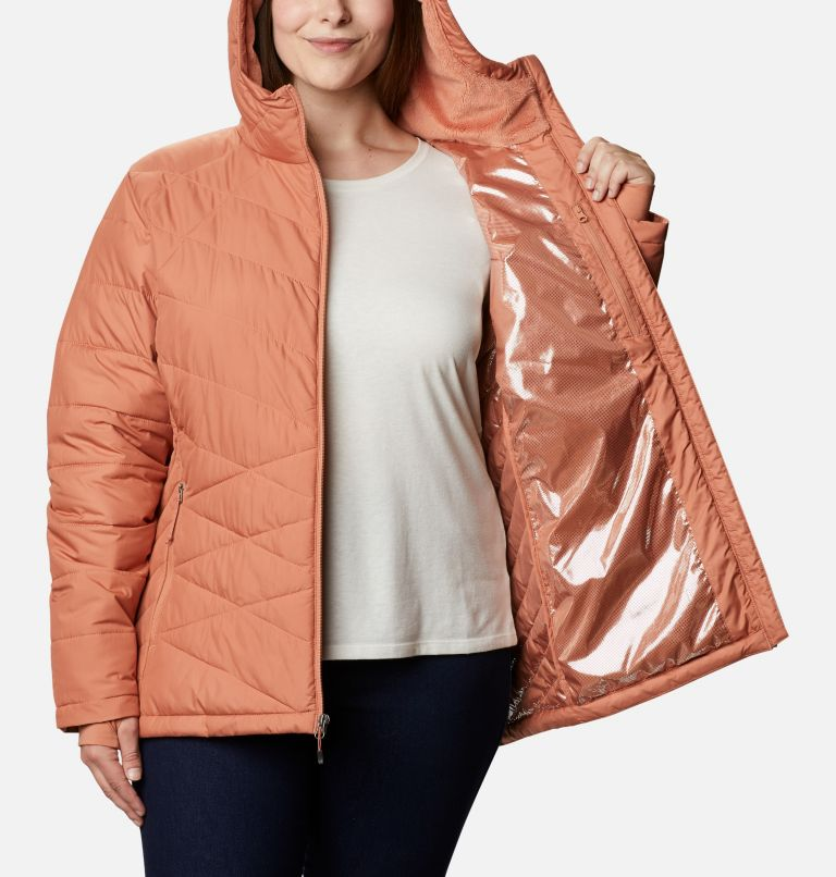 Women's Heavenly™ Hooded Jacket - Plus Size Women's Heavenly™ Hooded Jacket - Plus Size, a3