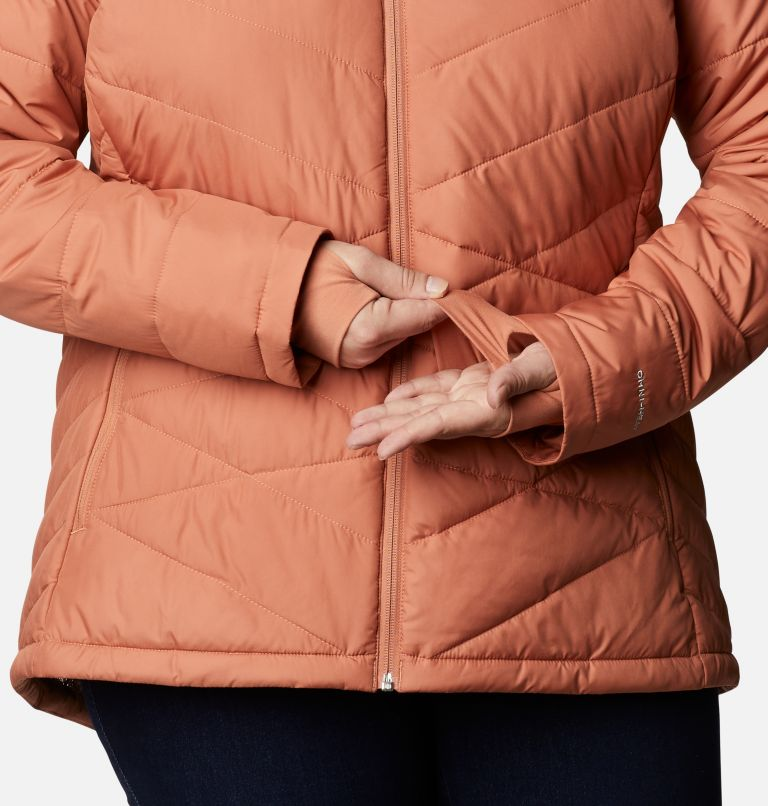 Women's Heavenly™ Hooded Jacket - Plus Size Women's Heavenly™ Hooded Jacket - Plus Size, a4