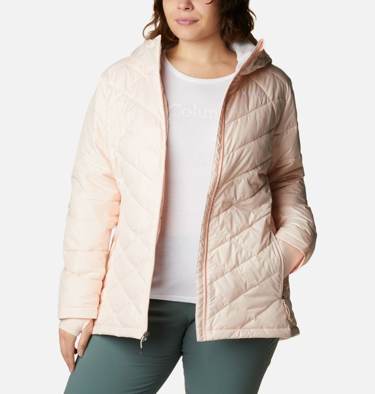 Women's Heavenly™ Hooded Jacket - Plus Size Women's Heavenly™ Hooded Jacket - Plus Size, a5