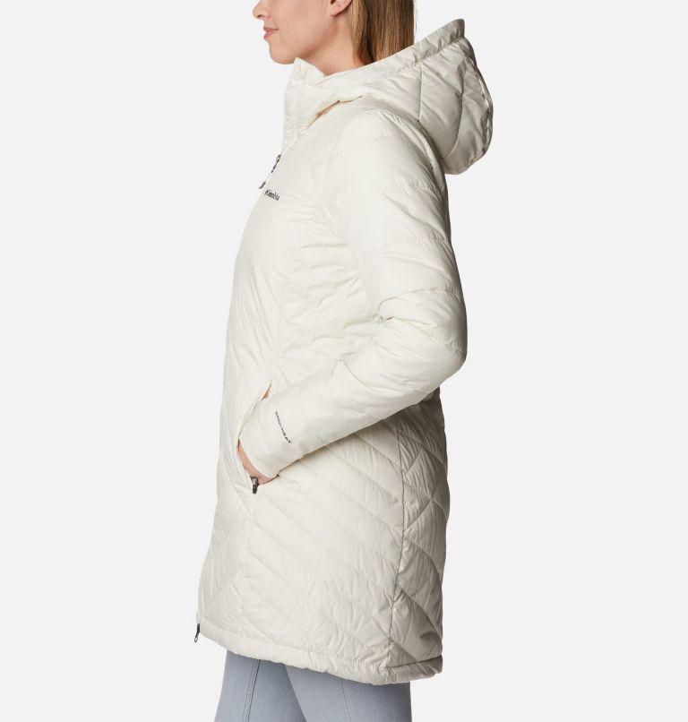 Heavenly™ Long Hdd Jacket | 191 | M Women's Heavenly™ Long Hooded Jacket, Chalk, a1