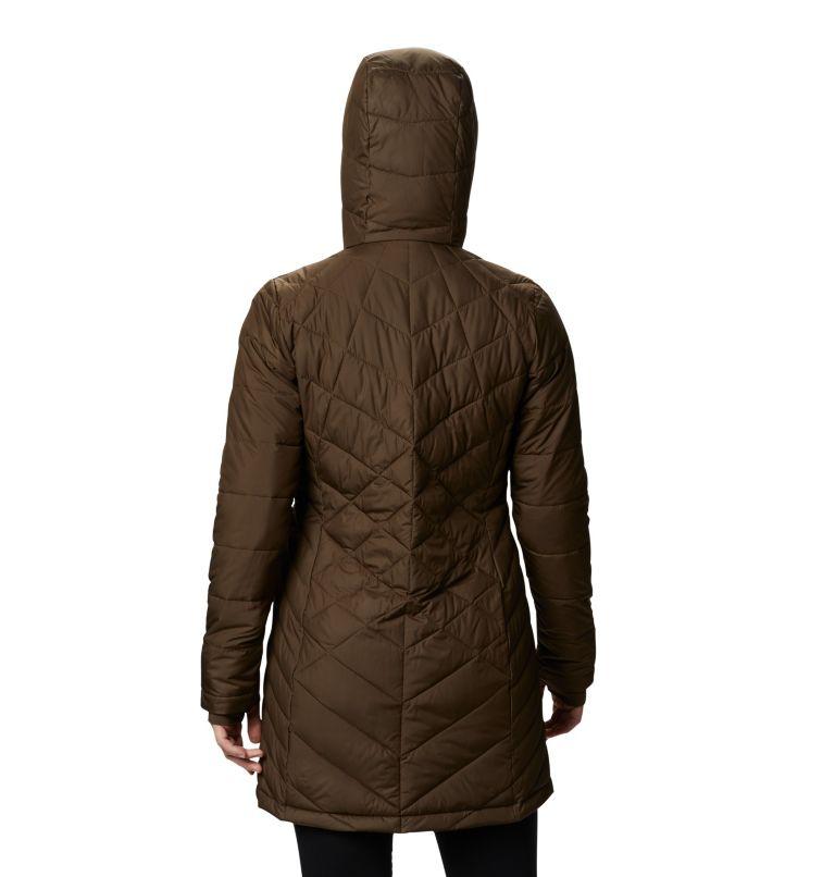 Women's Heavenly™ Long Hooded Jacket Women's Heavenly™ Long Hooded Jacket, back