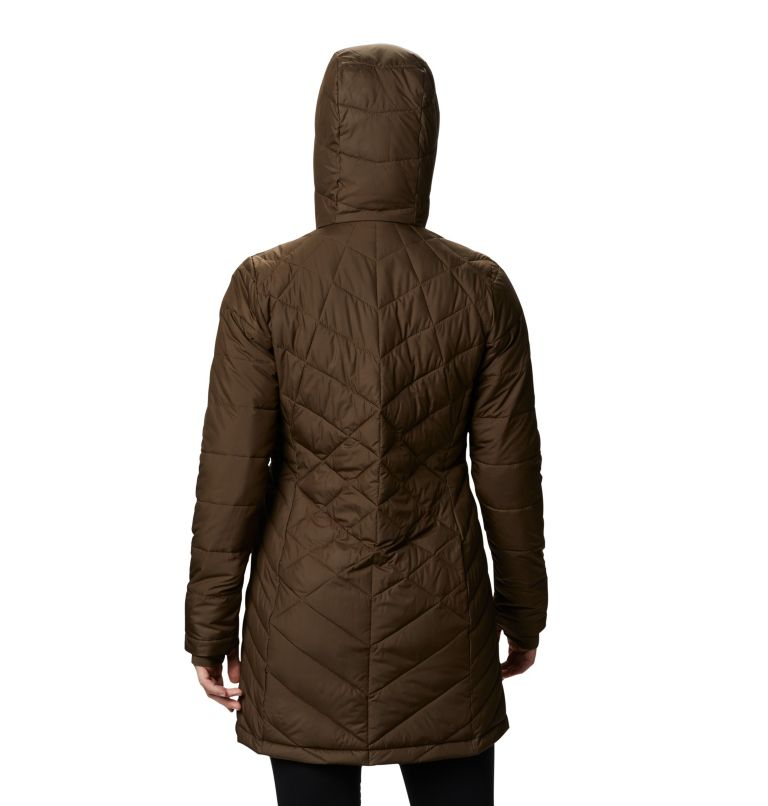 Manteau long à capuchon Heavenly™ pour femme Manteau long à capuchon Heavenly™ pour femme, back