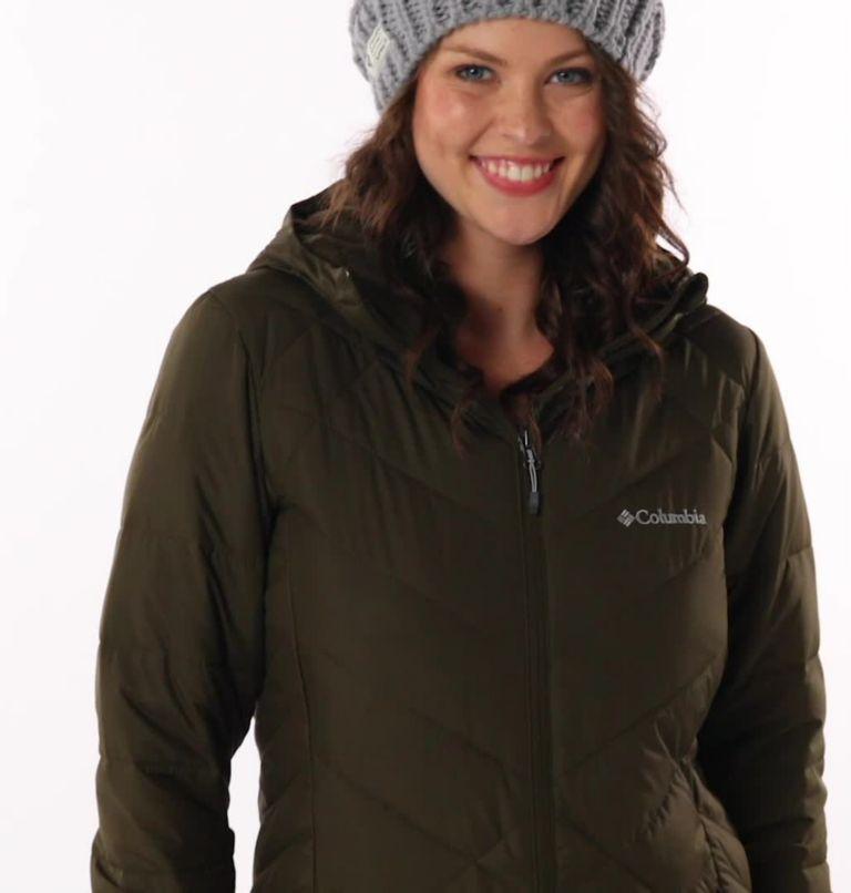 Manteau long à capuchon Heavenly™ pour femme Manteau long à capuchon Heavenly™ pour femme, video