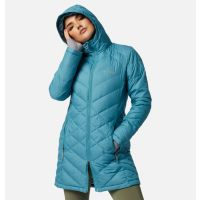 Columbia Womens Heavenly Long Hooded Jacket Deals