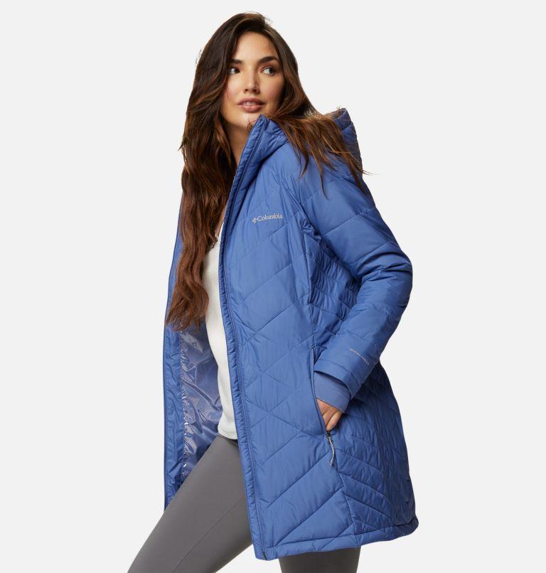 Heavenly™ Long Hdd Jacket | 458 | XS Women's Heavenly™ Long Hooded Jacket, Velvet Cove, a1