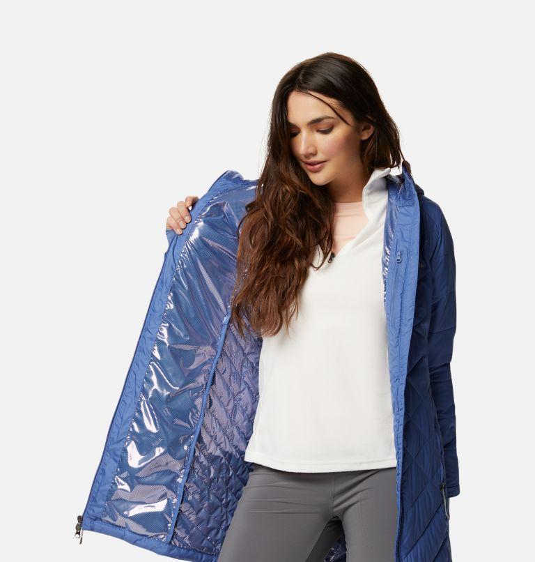 Heavenly™ Long Hdd Jacket | 458 | XS Women's Heavenly™ Long Hooded Jacket, Velvet Cove, a3
