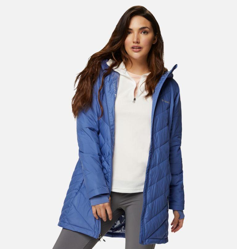 Heavenly™ Long Hdd Jacket | 458 | XS Women's Heavenly™ Long Hooded Jacket, Velvet Cove, front