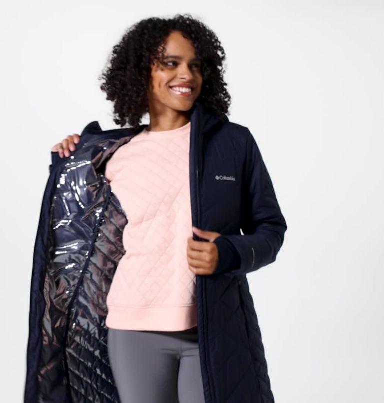 Women's Heavenly™ Long Hooded Jacket Women's Heavenly™ Long Hooded Jacket, video