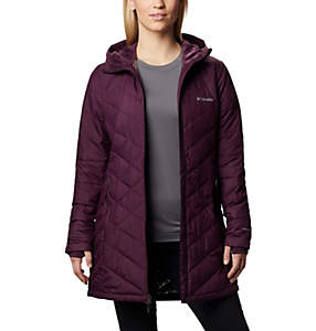 Manteau long à capuchon Heavenly™ pour femme