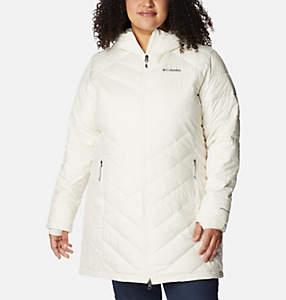 Veste longue à capuchon Heavenly™ pour femme - Grandes tailles