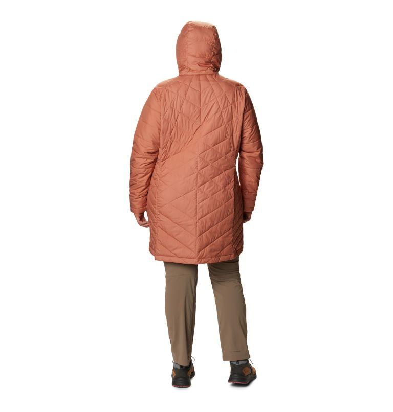 Veste longue à capuchon Heavenly™ pour femme - Grandes tailles Veste longue à capuchon Heavenly™ pour femme - Grandes tailles, back