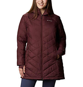 Women's Heavenly™ Long Hooded Jacket - Plus Size