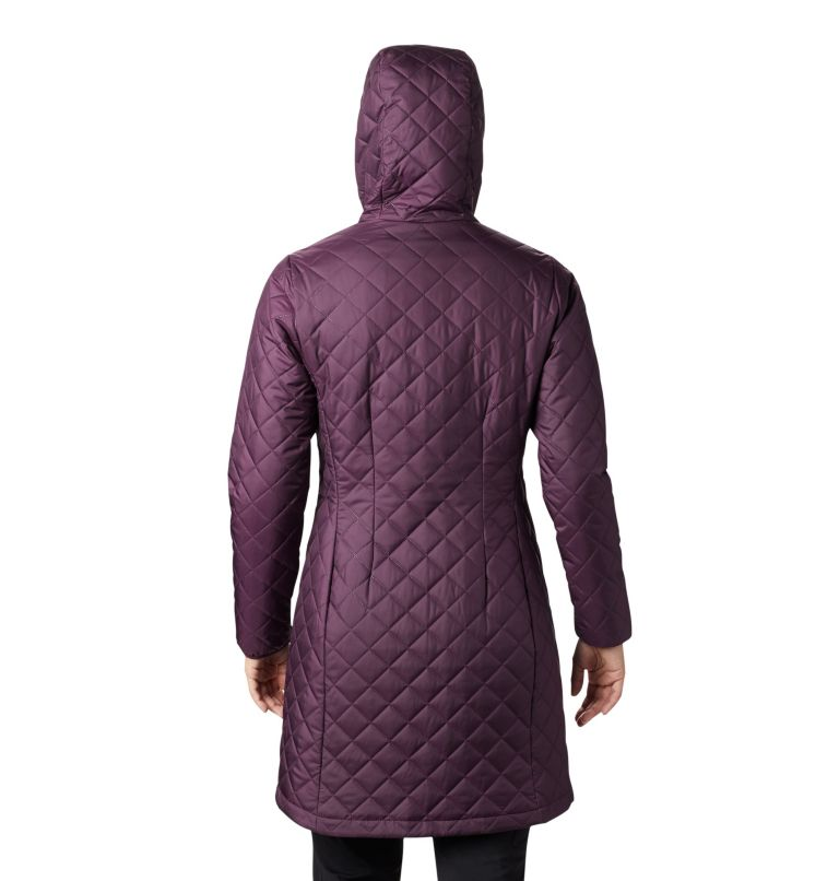 Women's Dualistic™ Long Jacket Women's Dualistic™ Long Jacket, back