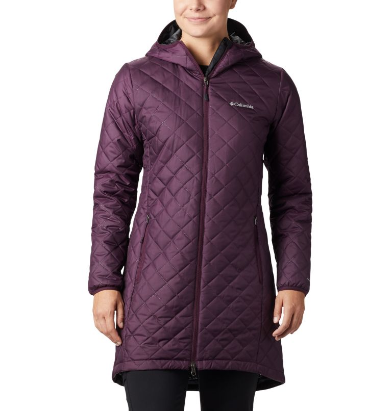 Women's Dualistic™ Long Jacket Women's Dualistic™ Long Jacket, front