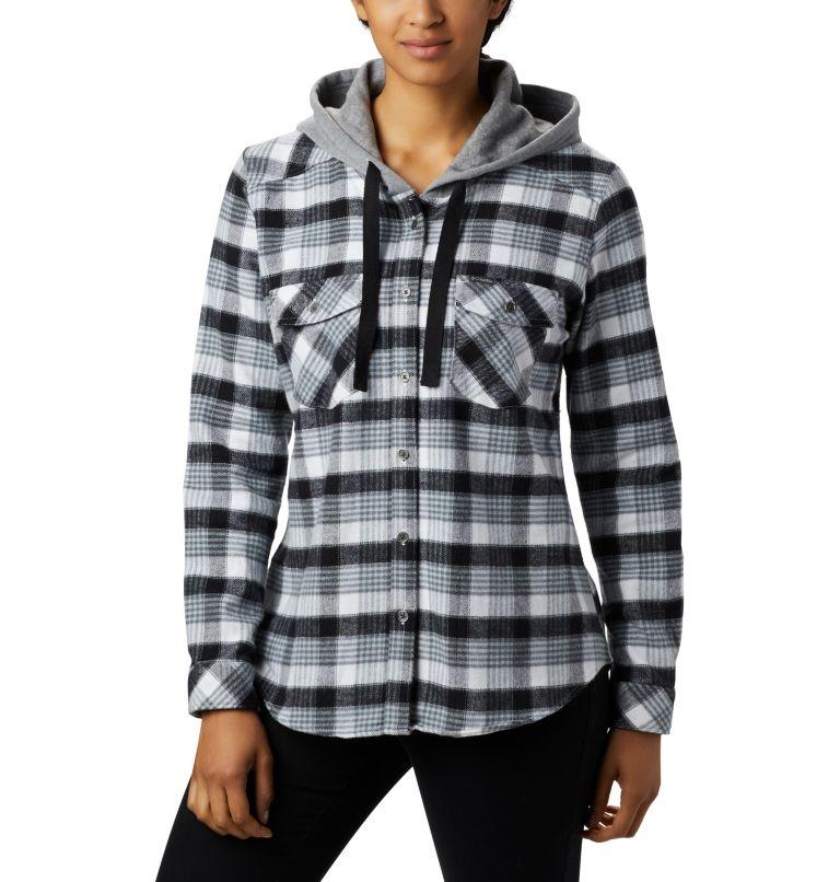 Women's Canyon Point™ II Shirt Jacket - Plus Size Women's Canyon Point™ II Shirt Jacket - Plus Size, front