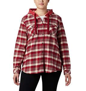 Manteau-chemise Canyon Point™ II pour femme - grandes tailles