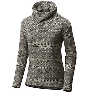 Women's Sweater Season™ Printed Pull Over – Plus Size