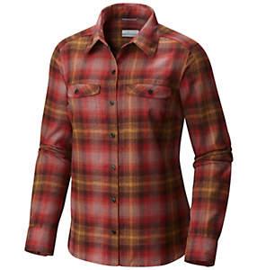 Women's Silver Ridge™ Long Sleeve Flannel Top