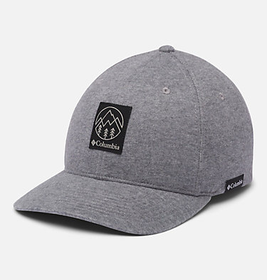 Columbia Lodge™ Hat Columbia Lodge™ Hat | 465 | L/XL, Charcoal Heather, Mountain Trees, front