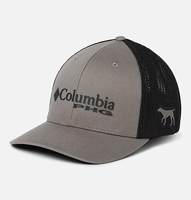 Casquette de baseball PHG Mesh™ PHG Mesh™ Ball Cap | 251 | L/XL, Titanium, Dog, front
