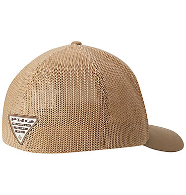 PHG Mesh™ Ball Cap PHG Mesh™ Ball Cap | 160 | L/XL, Flax, Camo Patch, back