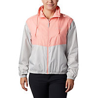 Deals on Columbia Womens Morning View Collared Windbreaker