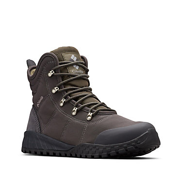 Men's Fairbanks Omni-Heat Boots FAIRBANKS™ OMNI-HEAT™ | 033 | 8, Shark, Peatmoss, 3/4 front