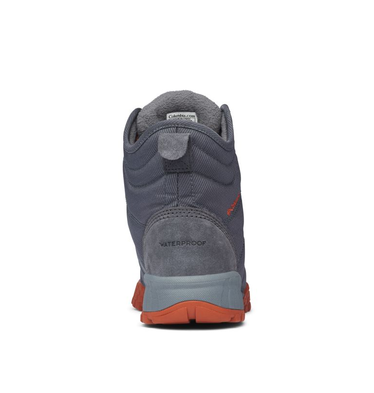 FAIRBANKS™ OMNI-HEAT™ | 053 | 9 Fairbanks Omni-Heat Schuh für Herren, Graphite, Dark Adobe, back