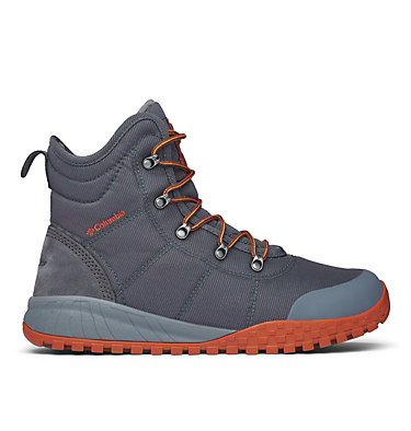 Men's Fairbanks Omni-Heat Boots FAIRBANKS™ OMNI-HEAT™ | 033 | 8, Graphite, Dark Adobe, front
