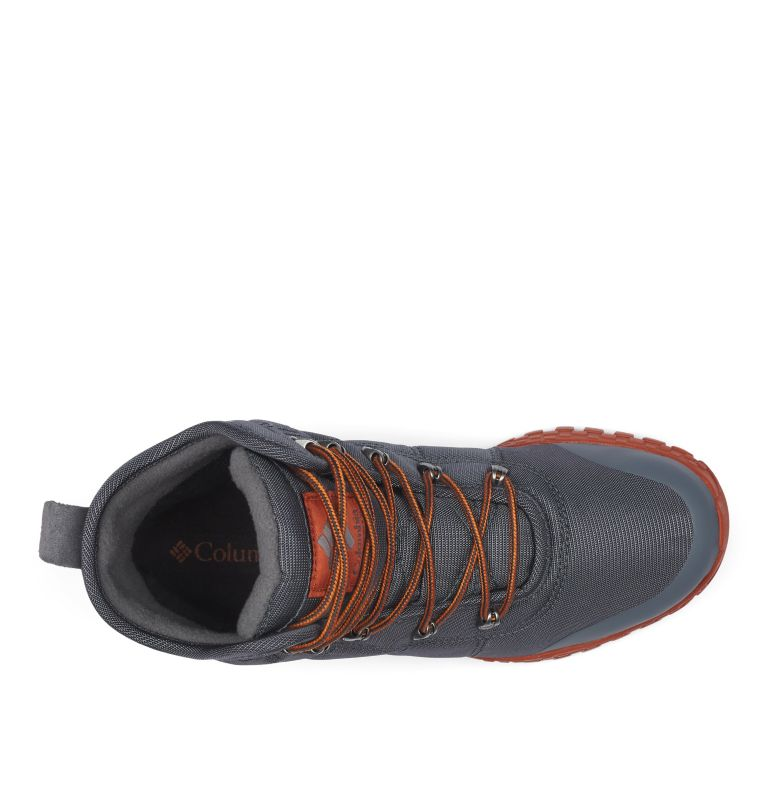 FAIRBANKS™ OMNI-HEAT™ | 053 | 9 Fairbanks Omni-Heat Schuh für Herren, Graphite, Dark Adobe, top
