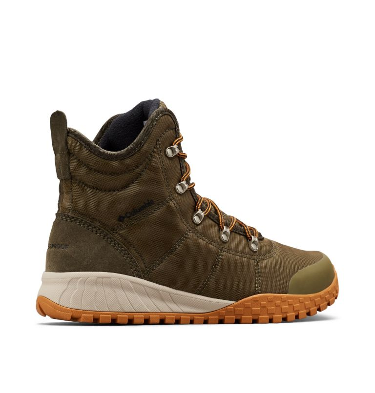 FAIRBANKS™ OMNI-HEAT™ | 384 | 8 Men's Fairbanks™ Omni-Heat™ Boot, Nori, Canyon Gold, 3/4 back