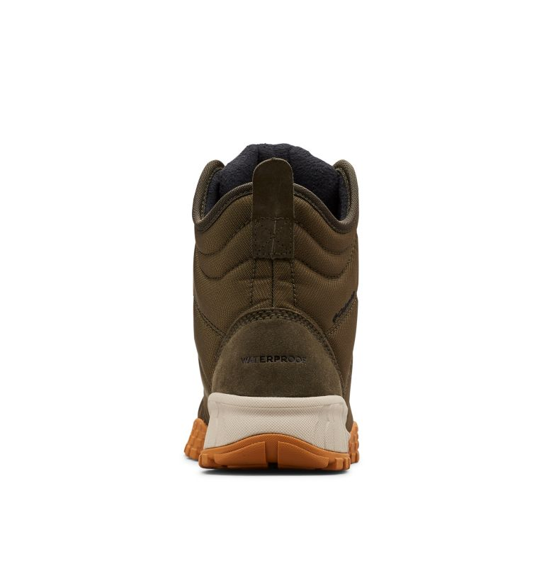FAIRBANKS™ OMNI-HEAT™ | 384 | 9.5 Men's Fairbanks™ Omni-Heat™ Boot, Nori, Canyon Gold, back