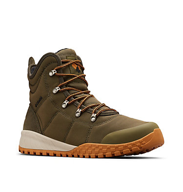 Men's Fairbanks™ Omni-Heat™ Boot FAIRBANKS™ OMNI-HEAT™ | 033 | 7, Nori, Canyon Gold, 3/4 front