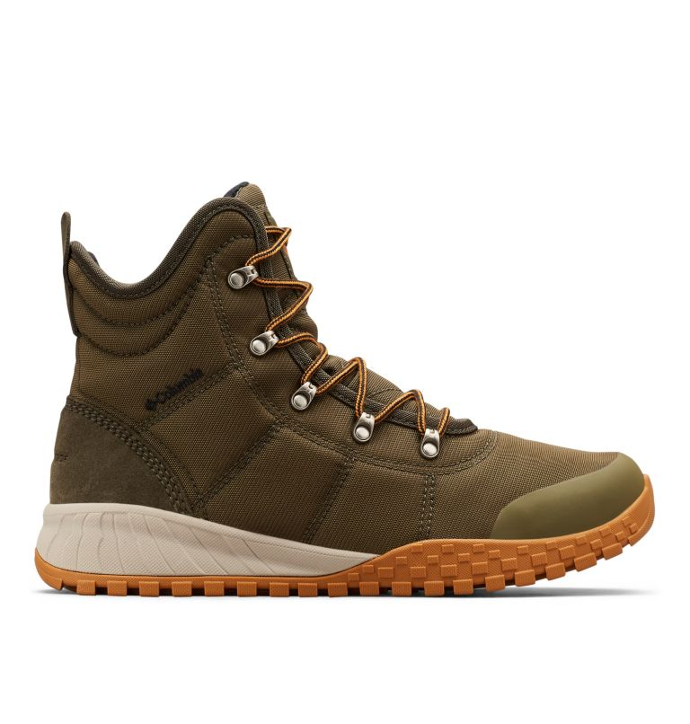 FAIRBANKS™ OMNI-HEAT™ | 384 | 11.5 Men's Fairbanks™ Omni-Heat™ Boot, Nori, Canyon Gold, front