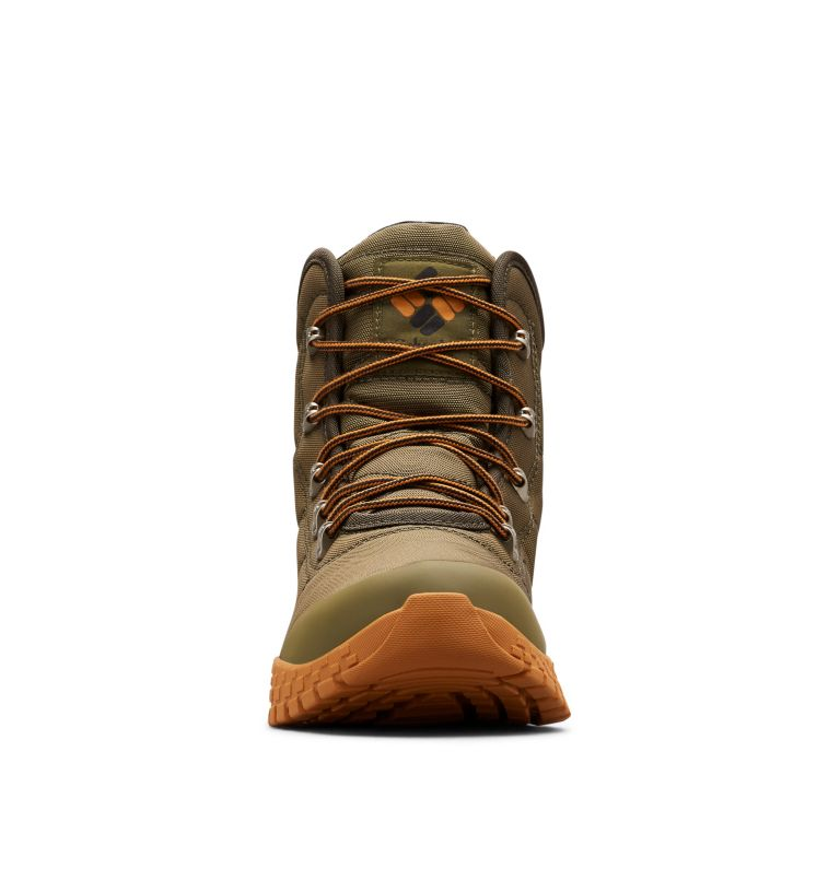 FAIRBANKS™ OMNI-HEAT™ | 384 | 9.5 Men's Fairbanks™ Omni-Heat™ Boot, Nori, Canyon Gold, toe