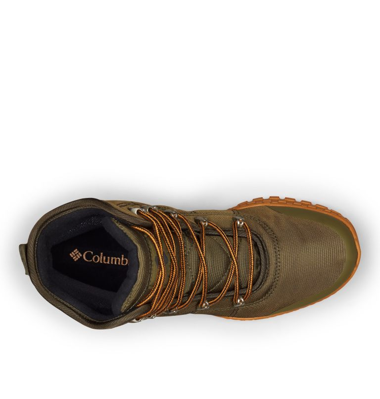 FAIRBANKS™ OMNI-HEAT™ | 384 | 9.5 Men's Fairbanks™ Omni-Heat™ Boot, Nori, Canyon Gold, top