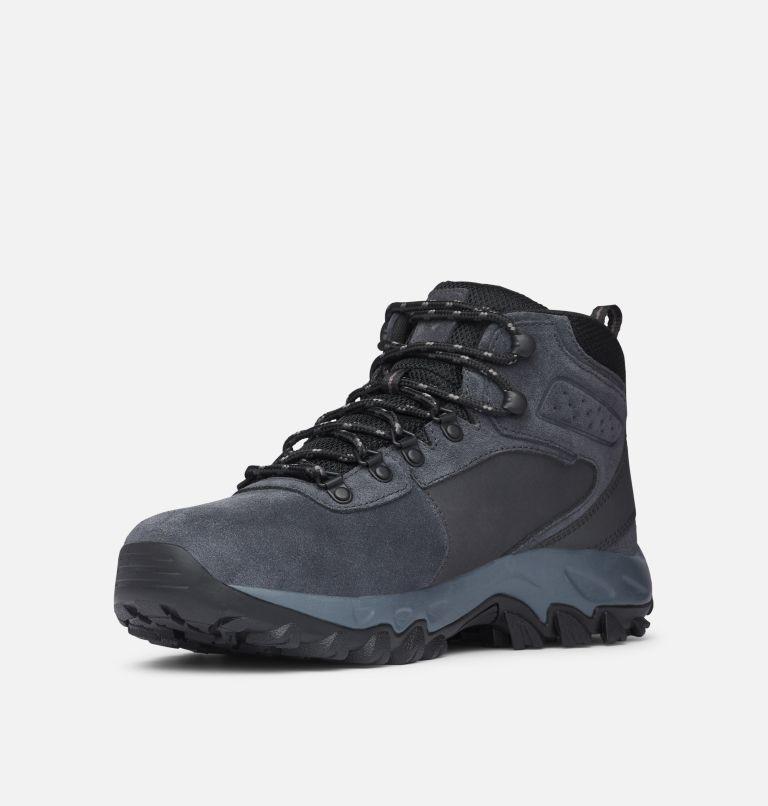 NEWTON RIDGE™ PLUS II SUEDE WP | 011 | 17 Men's Newton Ridge™ Plus II Suede Waterproof Hiking Boot, Shark, Black