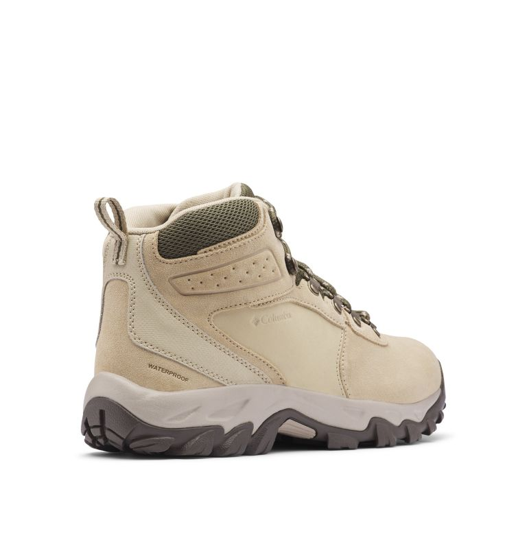 Men's Newton Ridge™ Plus II Suede Waterproof Hiking Boot Men's Newton Ridge™ Plus II Suede Waterproof Hiking Boot, 3/4 back