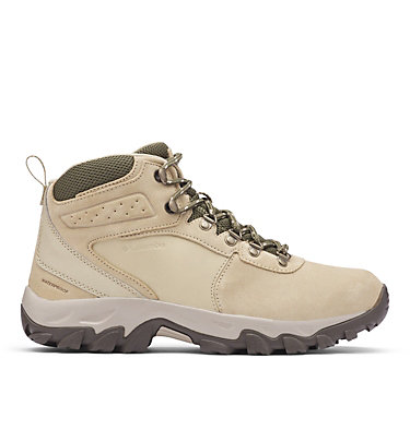 Men's Newton Ridge™ Plus II Suede Waterproof Hiking Boot NEWTON RIDGE™ PLUS II SUEDE WP | 270 | 10, Twill, Nori, front