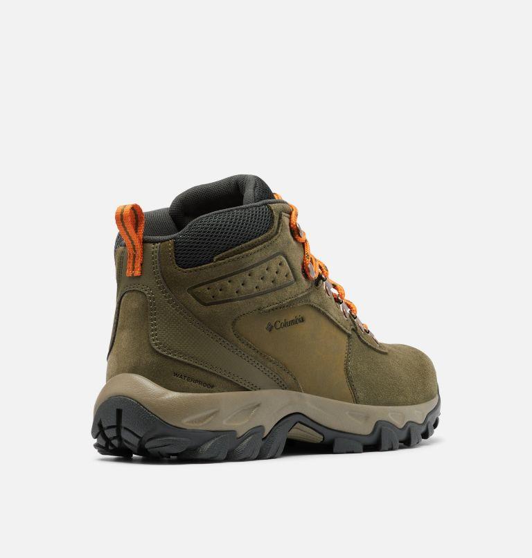 Men's Newton Ridge™ Plus II Suede Waterproof Hiking Boot Men's Newton Ridge™ Plus II Suede Waterproof Hiking Boot, 3/4 back